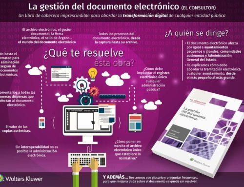 La gestión del documento electrónico es la historia de un gran reto