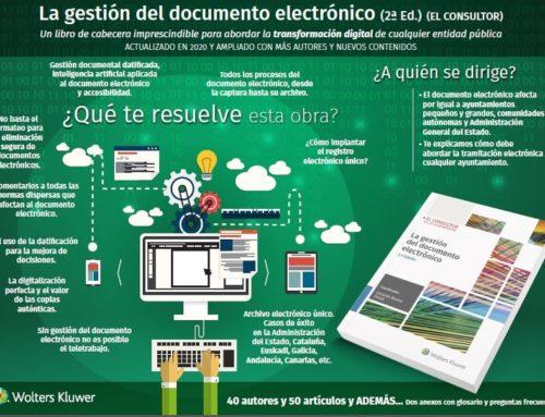 La gestión del documento electrónico abre la puerta a la transformación digital